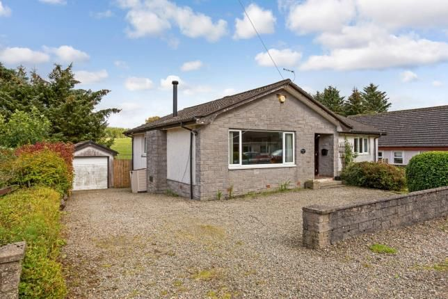 Thumbnail Bungalow for sale in Wilsontown Road, Forth, Lanark, South Lanarkshire