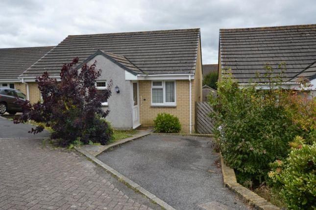 Thumbnail Bungalow to rent in Hazelmead, Liskeard, Cornwall