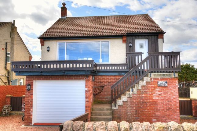 Thumbnail Detached house for sale in Harbour Road, Beadnell, Chathill