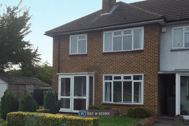 Thumbnail Terraced house to rent in Robinhood Way, Kingston Vale