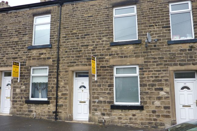 Thumbnail Terraced house to rent in Taylor Street, Hollingworth
