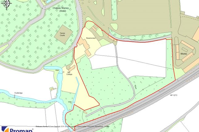 Sale Plan of Impney, Droitwich, Worcestershire WR9