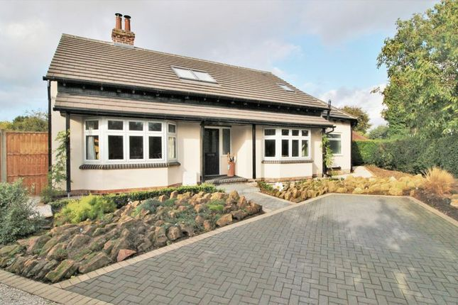 Thumbnail Detached bungalow for sale in Shelford Road, Radcliffe-On-Trent, Nottingham