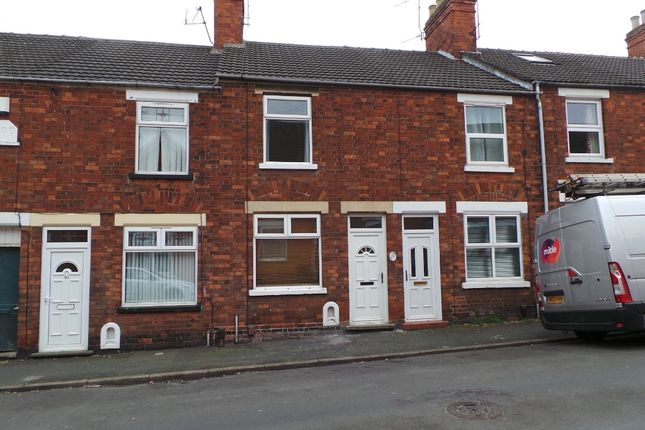 2 bed terraced house to rent in Victoria Street, Grantham NG31