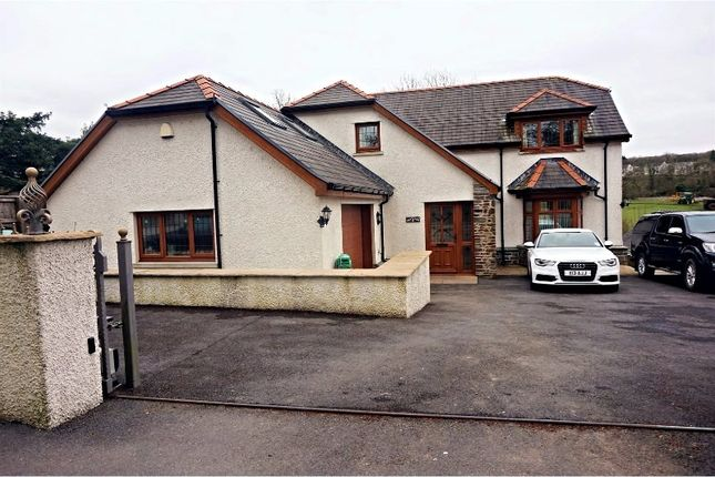 Thumbnail Detached house for sale in Heol Cwmmawr, Llanelli