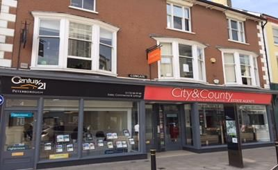 Thumbnail Office to let in 1st & 2nd Floors, 4-6 Cowgate, Peterborough