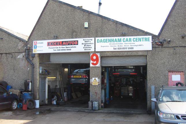 Thumbnail Warehouse for sale in Wantz Road, Dagenham