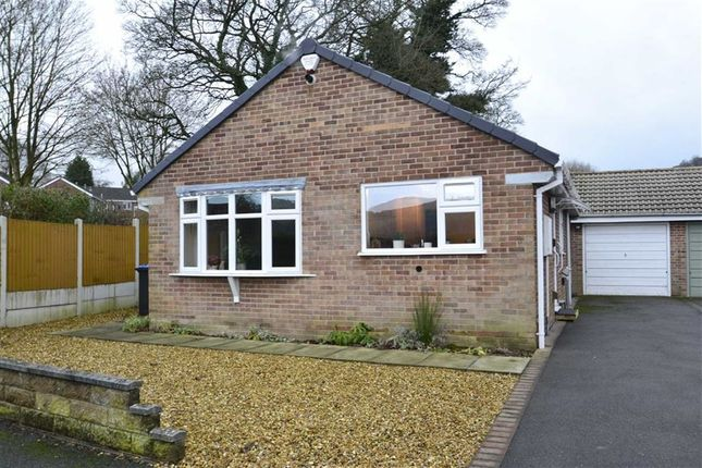 1 bed detached bungalow for sale in Yokecliffe Avenue, Wirksworth, Derbyshire