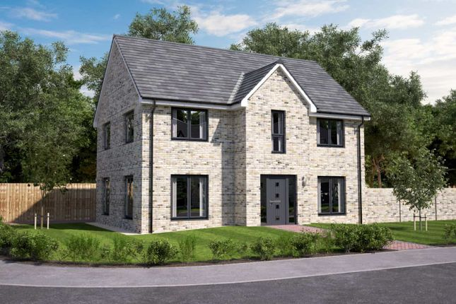 """4 bed detached house for sale in """"Guimard"""" at Newton Manor EH42"""