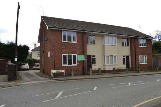 Thumbnail Flat for sale in Back Winstanley Road, Waterloo, Liverpool