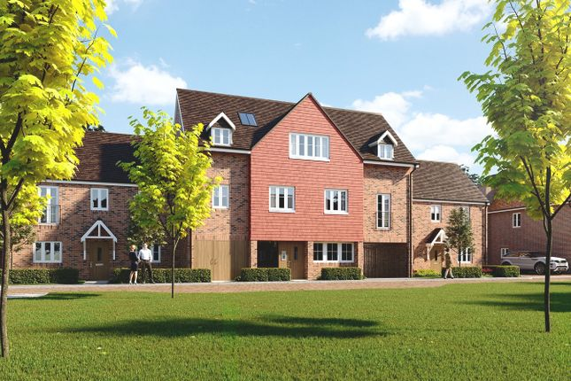 Thumbnail End terrace house for sale in De Burgh Gardens, Tadworth, Surrey