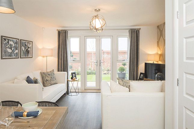 """3 bedroom end terrace house for sale in """"Norbury"""" at Red Lodge Link Road, Red Lodge, Bury St. Edmunds"""