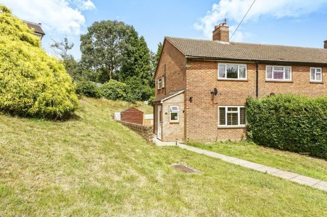 Thumbnail End terrace house for sale in Farnham, Surrey, Bricksbury Hill
