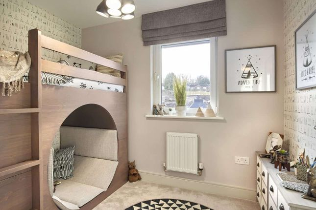 Lawrie Grand Bearsden Kids Bedroom 2