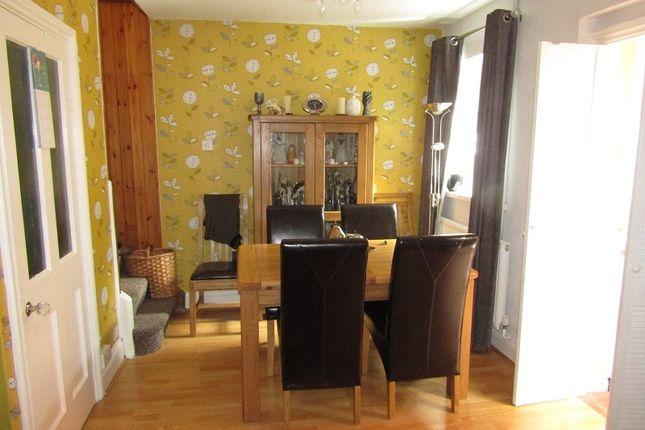 Dining Area of Parcmaen Street, Carmarthen, Carmarthenshire. SA31