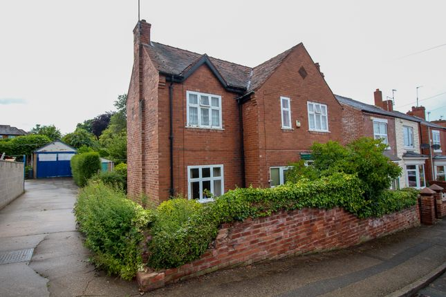 Thumbnail 3 bed detached house for sale in St Edmunds Avenue, Mansfield Woodhouse, Mansfield