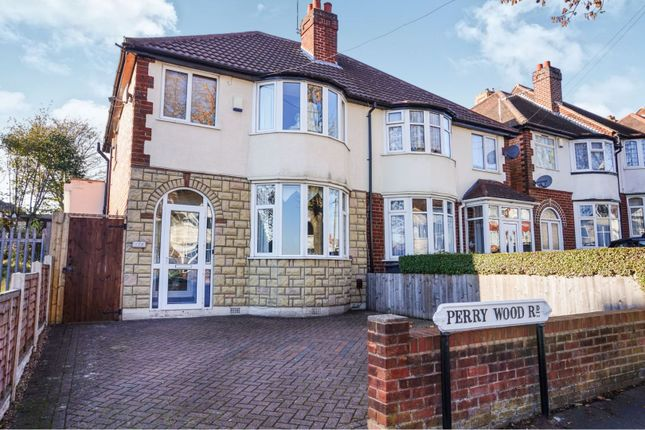 Semi-detached house in  Perry Wood Road  Great Barr  Birmingham