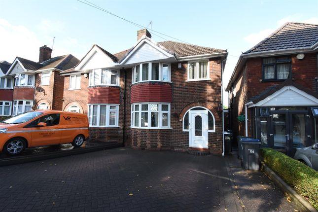 Thumbnail Semi-detached house for sale in Beaufort Avenue, Hodge Hill, Birmingham
