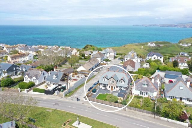 Thumbnail Property for sale in Westcott, 30 Trewetha Lane, Port Isaac