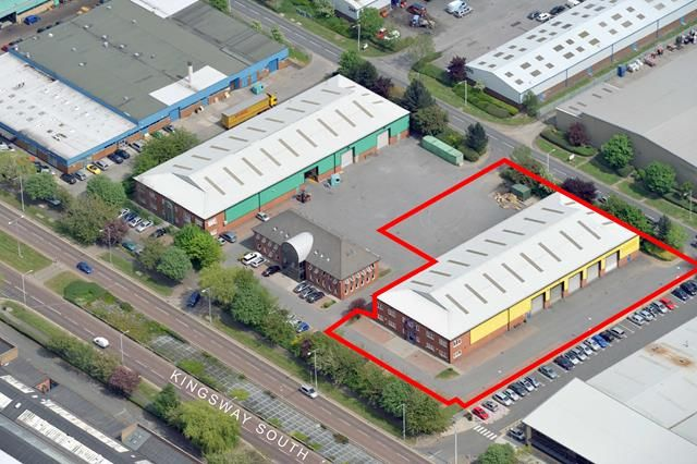Thumbnail Light industrial to let in 1 Kings Court, Kingsway South, Gateshead, Tyne And Wear