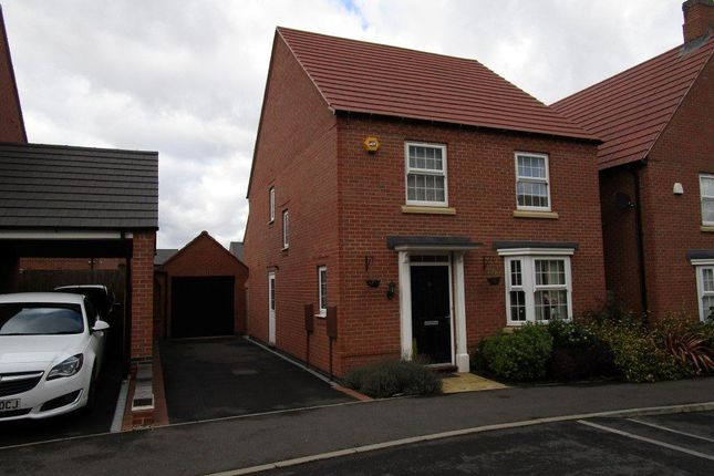 Thumbnail Property to rent in Slatewalk Way, Leicester, Leicestershire