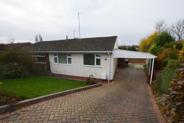 Thumbnail Bungalow to rent in Eden Grove, Swallownest, Sheffield