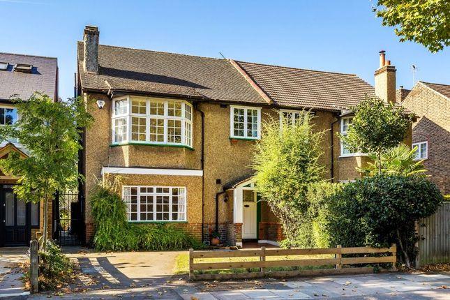Thumbnail Semi-detached house for sale in Dorset Road, Merton Park