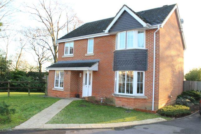 Thumbnail Detached house for sale in Churchlands, Aldershot, Hampshire