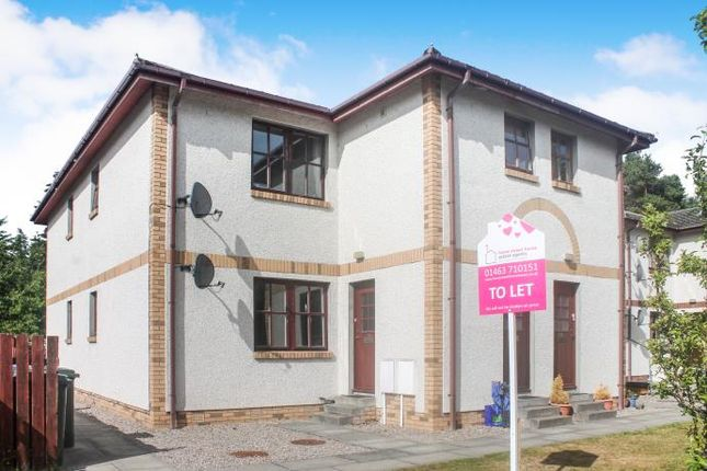 Thumbnail Flat to rent in Towerhill Crescent, Inverness