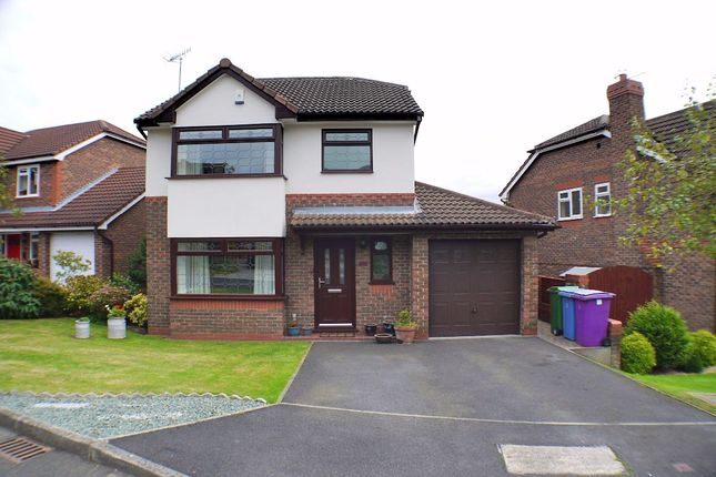 Thumbnail Detached house to rent in Penhale Close, Aigburth, Liverpool