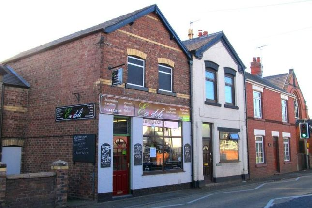 Thumbnail Retail premises for sale in The Highway, Hawarden, Deeside