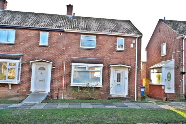Thumbnail Terraced house to rent in Beverley Way, Peterlee