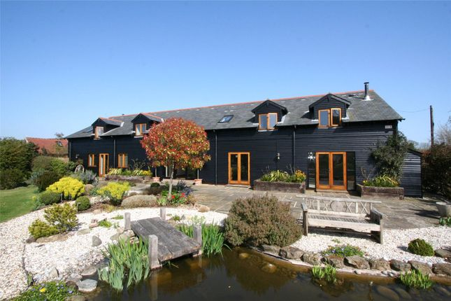 Thumbnail Detached house to rent in Steels Lane, Chidham, Chichester, West Sussex