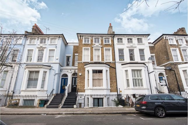 Thumbnail Terraced house for sale in Kingsdown Road, London