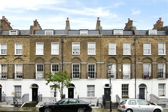 Thumbnail Flat to rent in Claremont Square, Islington, London