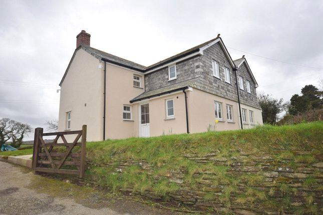 Thumbnail Semi-detached house to rent in Lanivet, Bodmin