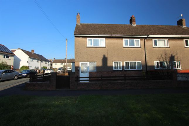 Thumbnail Semi-detached house for sale in Heol-Y-Beddau, Caerphilly