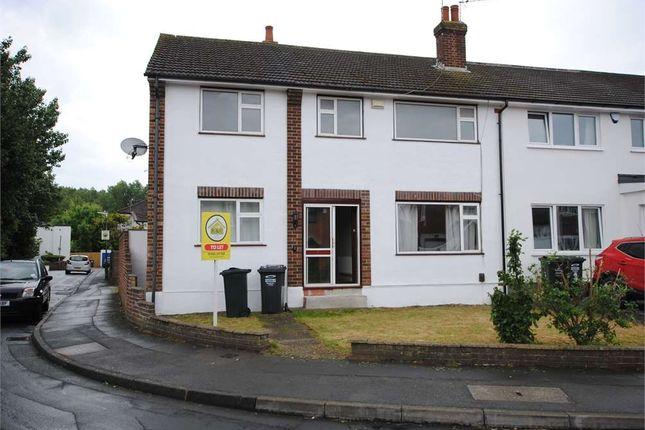 Thumbnail Semi-detached house to rent in Greenbanks, Dartford, Kent