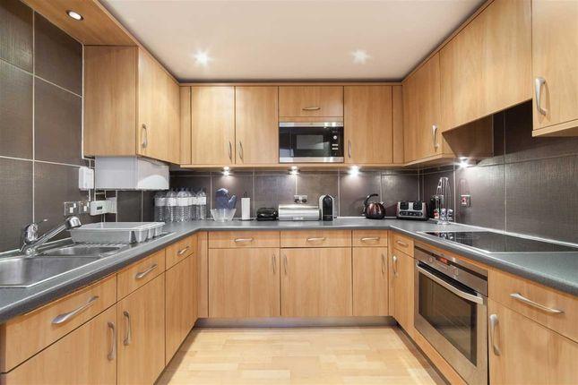 Kitchen of Brook Mews North, London W2