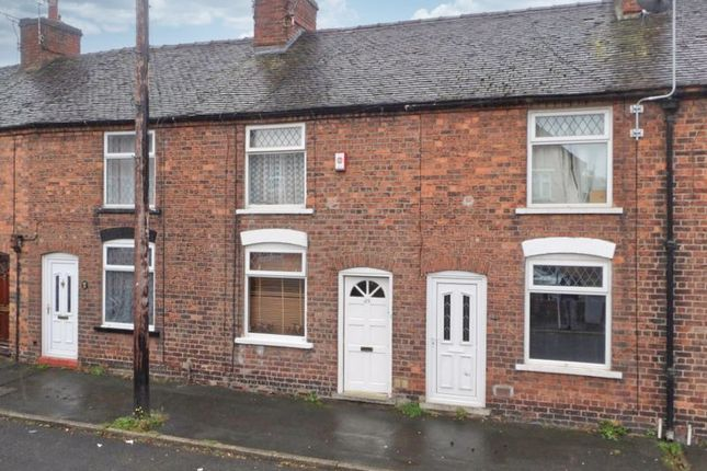 Thumbnail Terraced house for sale in Station View, Nantwich, Cheshire