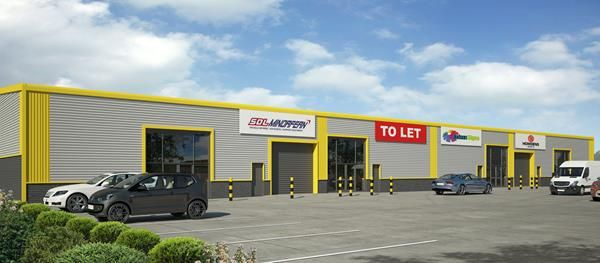 Thumbnail Light industrial to let in Unit 7, Mansfield South Trade Park, Hermitage Lane, Mansfield