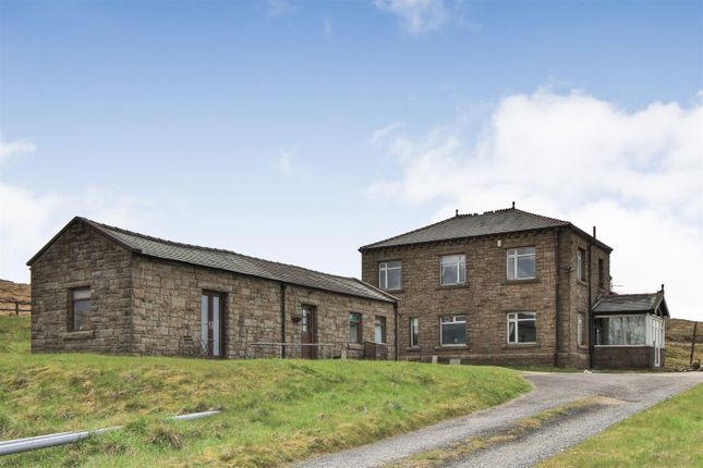 Thumbnail Detached house for sale in Halifax Road, Littleborough