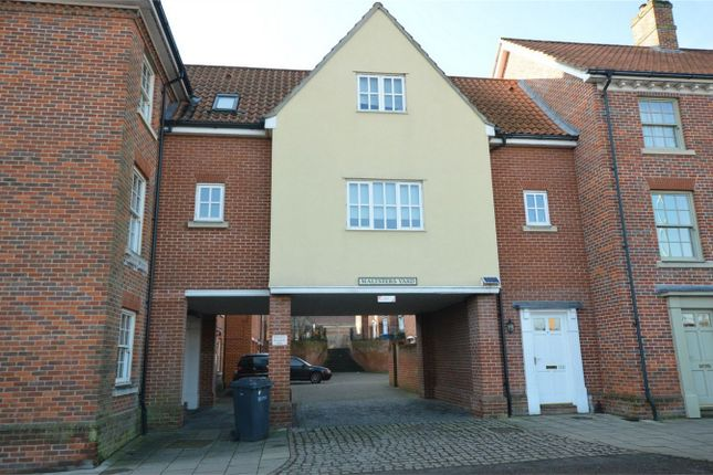 Thumbnail Town house for sale in King Street, Norwich