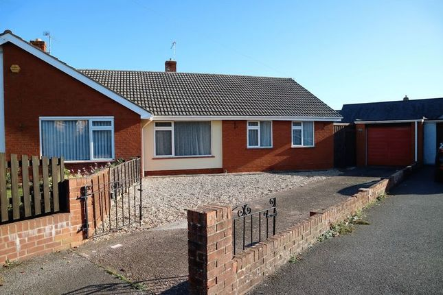 Thumbnail Semi-detached bungalow for sale in Southwood Grove, Taunton