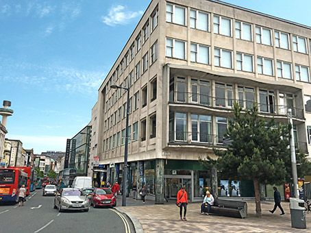 Thumbnail Office to let in Lord Street, Liverpool
