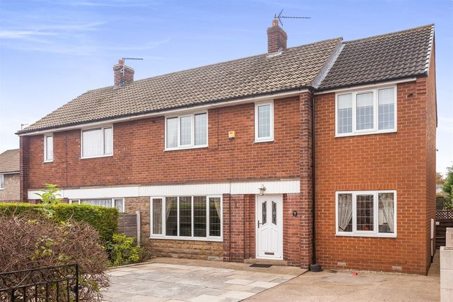 Thumbnail Semi-detached house for sale in Pentland Avenue, Knottingley