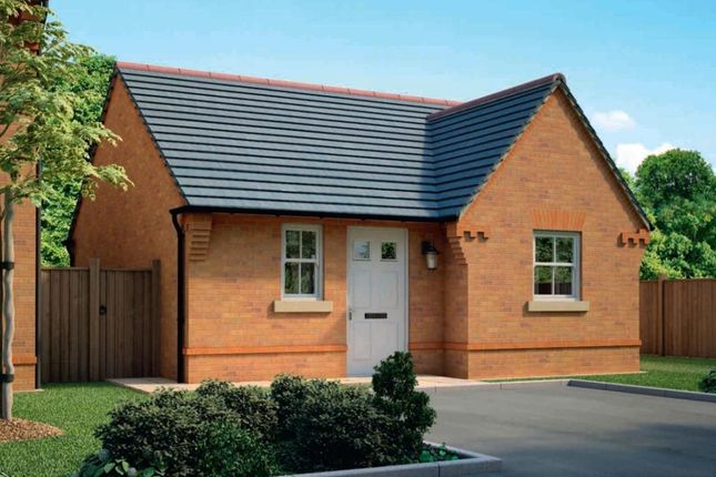 Thumbnail Bungalow for sale in Maw Green Road, Crewe