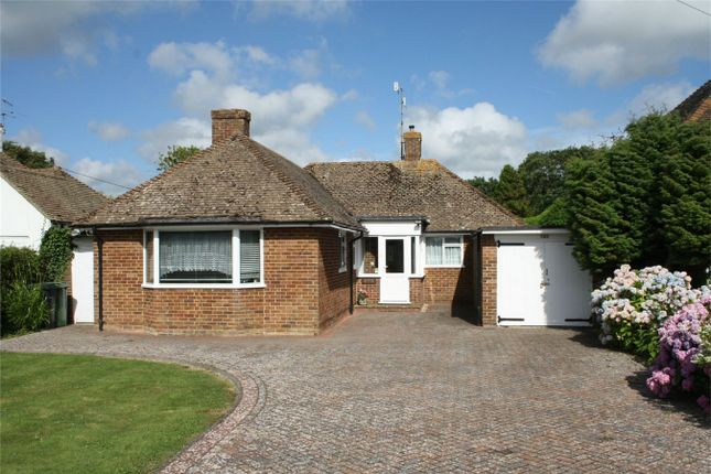 Thumbnail Detached bungalow for sale in Peartree Lane, Little Common, Bexhill On Sea