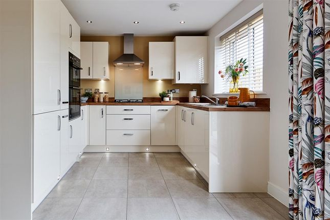 """Thumbnail End terrace house for sale in """"The Byford - Plot 136"""" at Peckham Chase, Eastergate, Chichester"""