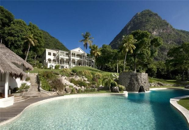 Thumbnail Property for sale in La Belle Helene, Beau Estate, Soufriere, Saint Lucia
